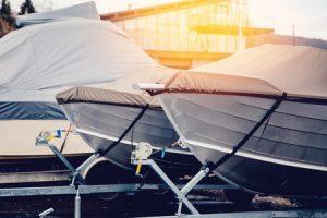 Boat & RV Storage Facility in FL